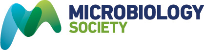 Society General Microbiology logo